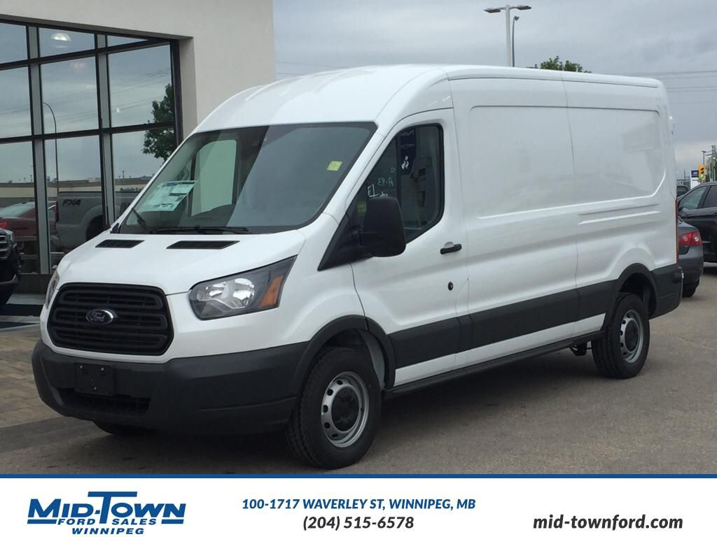 new 2017 ford transit van full size cargo van in winnipeg 17r2c01 mid town ford. Black Bedroom Furniture Sets. Home Design Ideas