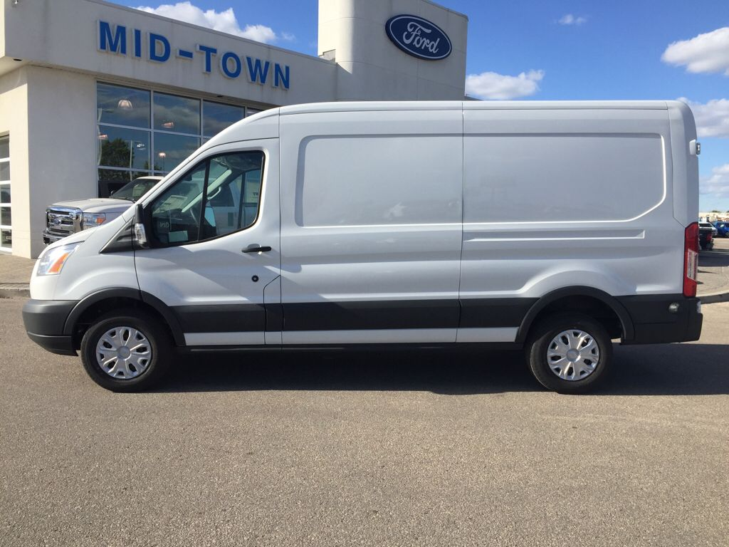 new 2017 ford transit van full size cargo van in winnipeg 17r2c02 mid town ford. Black Bedroom Furniture Sets. Home Design Ideas